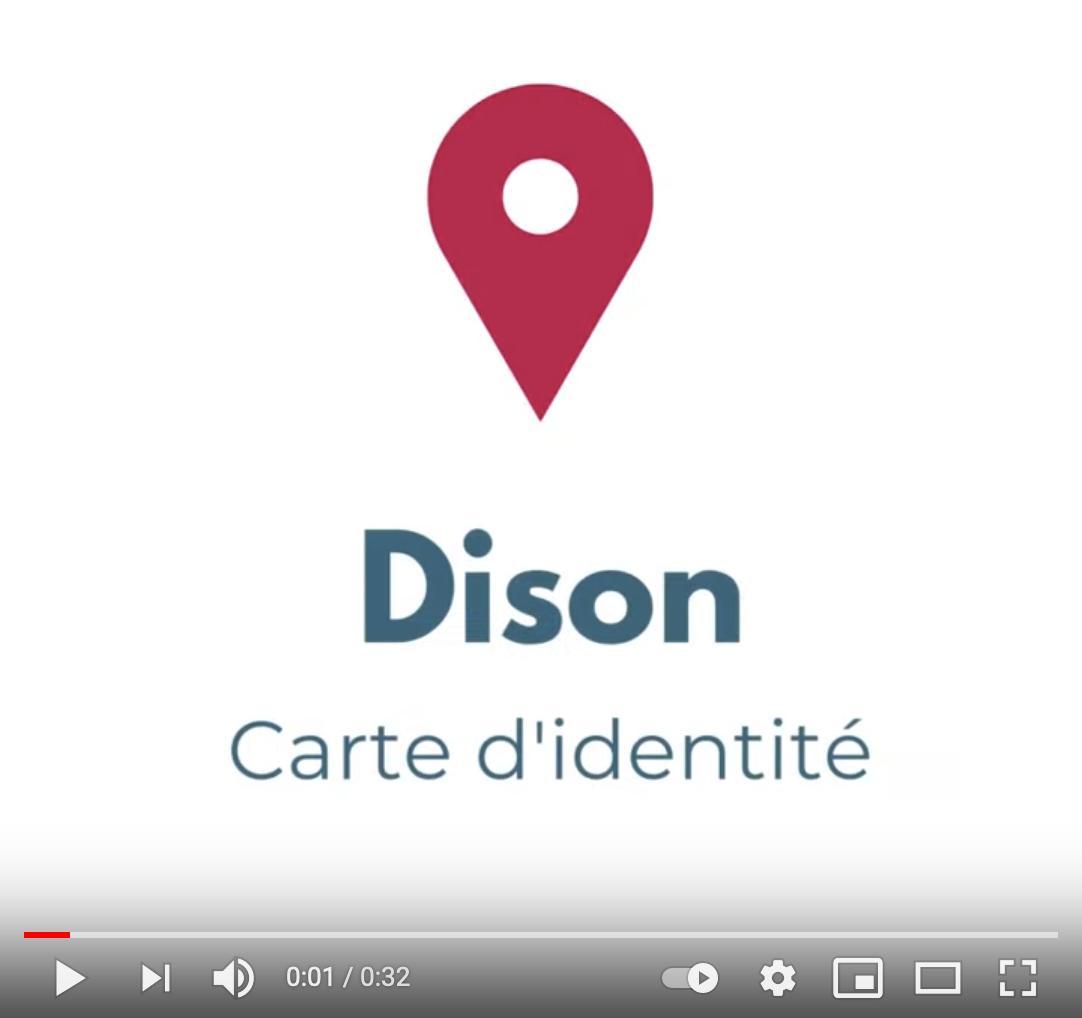 capture d'écran vidéo - Dison carte d'identité